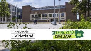 Gelderland steunt Groene Stad Challenge