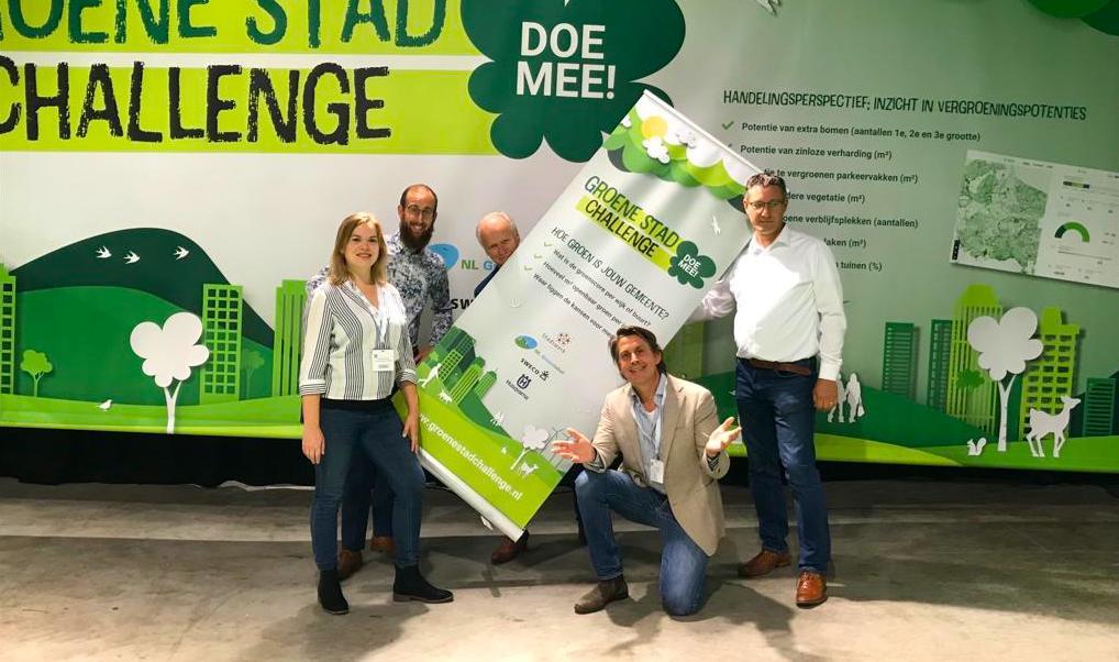Stadswerk en Groene Stad Challenge